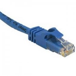 C2G (Cables To Go) - 29013 - 10ft Cat6 Snagless Unshielded (UTP) Network Patch Cable (50pk) - Blue - Category 6 for Network Device - RJ-45 Male - RJ-45 Male - 10ft - Blue