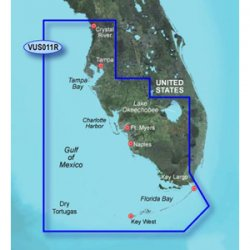 Garmin - 010-C0712-00 - Garmin BlueChart g2 Vision: Southwest Florida Digital Map - North America - United States Of America - Boating, Driving, Fishing