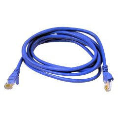 Belkin / Linksys - TAA791-03-BLU-S - Belkin Cat.5e UTP Patch Cable - RJ-45 Male Network - RJ-45 Male Network - 3ft - Blue