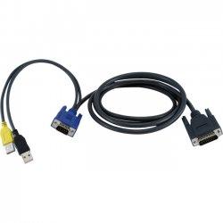Avocent - SCUSB-C6 - Avocent KVM Cable - USB - 6ft