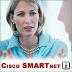 Cisco - CON-SNT-356048PS - Cisco SMARTnet - 1 Year - Service - 8 x 5 - Carry-in - Maintenance - Parts