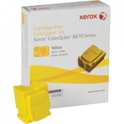 Xerox - 108R00952 - 108R00952 Solid Ink Stick, 17, 300 Page-Yield, Yellow, 6/Box