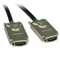 Tripp Lite - S522-03M - Tripp Lite 3m External SAS Cable 4-Lane 4xInfiniband to 4xInfiniband 10ft - 3M (10-ft.)