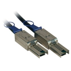 Tripp Lite - S524-02M - Tripp Lite 2m External SAS Cable 4-Lane Mini-SAS SFF-8088 to Mini-SAS SFF-8088 6ft - 2M (6-ft.)