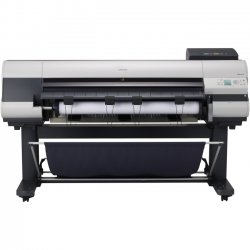 "Canon - 4836B002 - Canon imagePROGRAF iPF815 Inkjet Large Format Printer - 44"" Print Width - Color - 5 Color(s) - 688 ft²/h Color Speed - 2400 x 1200 dpi - 384 MB - USB - Ethernet - Fast Ethernet - Floor Standing Supported"