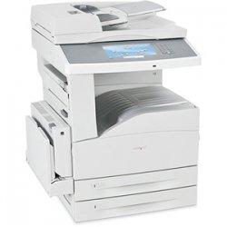 Lexmark - 19Z0200 - Lexmark X860DE 4 Multifunction Printer - Monochrome - 35 ppm Mono - 1200 x 1200 dpi - Printer, Scanner, Copier, Fax