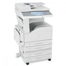 Lexmark - 19Z0201 - Lexmark X862DTE 4 Multifunction Printer - Monochrome - 45 ppm Mono - 1200 x 1200 dpi - Printer, Scanner, Copier, Fax