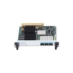 Cisco - SPA-3XOC3-ATM-V2= - Cisco 3-Port OC3c/STM1c ATM Shared Port Adapter - Expansion module - ATM, SONET/SDH - 3 ports - OC-3c/STM-1c - for P/N: ASR1000-SIP10, ASR1000-SIP10=, ASR1000-SIP10-BUN, CRS1-SIP-800, CRS1-SIP-800=