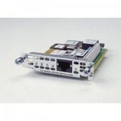 Cisco - WIC-1DSU-56K4= - Cisco-IMSourcing DS WIC-1DSU-56K4 WAN Interface Card (WIC) - For Wide Area Network 1 RJ-45 Switched 56/64 Network WAN64 kbit/s