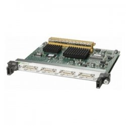 Cisco - SPA-4XT-SERIAL - Cisco 4-Port Serial Shared Port Adapter - 4 x Synchronous Serial