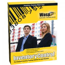 Wasp Barcode - 633808342043 - Wasp Inventory Control Web Viewer - Complete Product - 1 User - Inventory Management - Standard - Retail - PC
