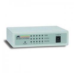 Allied Telesis - AT-FS705LE-10 - Allied Telesis AT-FS705LE Ethernet Switch - 5 x 10/100Base-TX