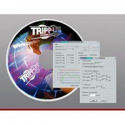 Tripp Lite - WATCHDOGSW - Tripp Lite WatchDog Software - 1 User - Power Management - CD-ROM - PC - English