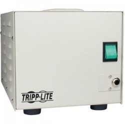 Tripp Lite - IS1000HG - Tripp Lite 1000W Isolation Transformer Hopsital Medical with Surge 120V 4 Outlet 10ft Cord HG TAA GSA - Receptacles: 4 x NEMA 5-15R - 680J