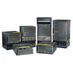 Cisco - WS-C6506-E-RF - Cisco Catalyst 6506-E Switch Chassis - Manageable - 4 Layer Supported