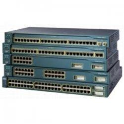 Cisco - WS-C2955C-12-RF - Cisco Catalyst 2955C-12 Managed Ethernet Switch - 12 x 10/100Base-TX, 2 x 100Base-FX