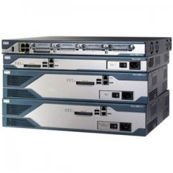 Cisco - CISCO2851-RF - Cisco 2851 Integrated Services Router - 1 x NME-XD, 3 x PVDM - 2 x 10/100/1000Base-T LAN, 2 x USB