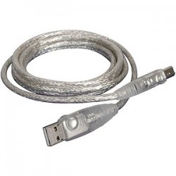 IOGear - G2LUAB06P - IOGEAR High Speed USB 2.0 Cable - Type A Male USB - Type B Male USB - 6ft