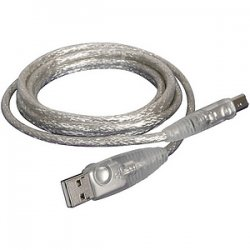 IOGear - G2LUAB10P - IOGEAR High Speed USB 2.0 Cable - Type A Male USB - Type B Male USB - 10ft