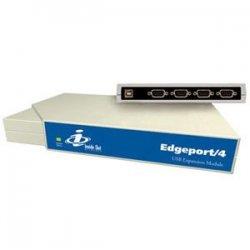 Digi International - 301-1001-31 - Digi Edgeport 1i 1-Port Serial Adapter - 1 x DB-9 , 1 x