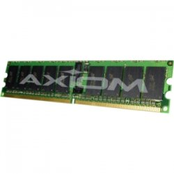 Axiom Memory - 49Y1431-AXA - Axiom IBM Supported 8GB Module # 46C7447, 46C7451 (FRU 82Y7627) - 8 GB - DDR3 SDRAM - 1333 MHz DDR3-1333/PC3-10600 - ECC - Registered - 240-pin - DIMM