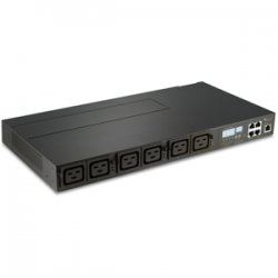 Avocent - PM2005H-403 - Avocent PM2000 6-Outlets PDU - 6 x IEC 60320 C19 - 1U Horizontal Rackmount