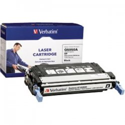Verbatim / Smartdisk - 95480 - Verbatim Remanufactured Laser Toner Cartridge alternative for HP Q5950A Black - Black - Laser - 11000 Page - OEM