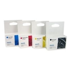 Primera Technology - 053428 - Primera Original Ink Cartridge - Cyan, Yellow, Magenta, Black - Inkjet - 4 / Pack