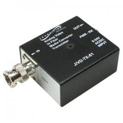 Transition Networks - J/VD-TX-01(SC)-NA - Transition Networks Just Convert-IT BNC To SC Media Converter - 1 x BNC , 1 x SC