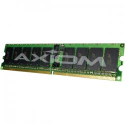 Axiom Memory - 49Y1407-AXA - Axiom IBM Supported 4GB Module # 49Y1407, 49Y1389, 49Y3777 (FRU 96Y7995) - 4 GB - DDR3 SDRAM - 1333 MHz DDR3-1333/PC3-10600 - ECC - Registered - 240-pin - DIMM