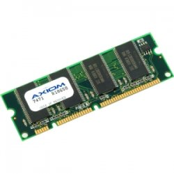 Axiom Memory - AXCS-M304GB2-L - 4GB DDR3-1333 ECC Low-Voltage RDIMM for Cisco - A02-M304GB2-L - 4 GB (1 x 4 GB) - DDR3 SDRAM - 1333 MHz DDR3-1333/PC3-10600 - ECC - Registered - 240-pin - DIMM