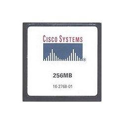 Cisco - ASA5500-CF-256MB= - Cisco 256MB Compact Flash Card - 256 MB
