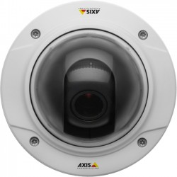 Axis Communication - 0613-001 - AXIS P3214-VE Network Camera - Color - 1280 x 720 - Cable - Ethernet - Dome