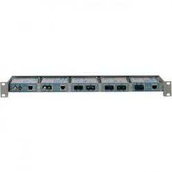 "Omnitron - 4392 - Omnitron Systems FlexPoint 5Unit Mounting - 19"" 1U"