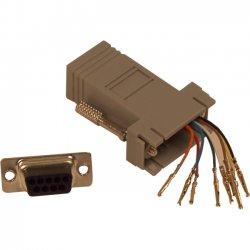 Belkin / Linksys - F4C170 - Belkin - Serial adapter - DB-9 (F) to RJ-45 (F)