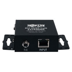 Tripp Lite - B140-101X - Tripp Lite DVI Over Cat5/Cat6 Video Extender Kit Transmitter Receiver 200' - 1 Input Device - 1 Output Device - 200 ft Range - 2 x Network (RJ-45) - 1 x DVI In - 1 x DVI Out - Full HD - 1920 x 1080 - Twisted Pair - Category 6 -