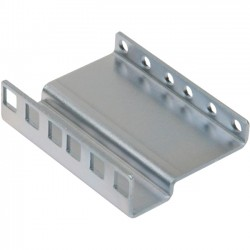 Rack Solution - 2UKIT-102 - Rack Solutions Mounting Adapter Kit for Server - Zinc Plated