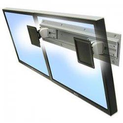 Ergotron - 28-514-800 - Ergotron Neo-Flex Dual Monitor Wall Mount - 25lb