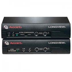 Avocent - LV830-AM - Avocent LongView LV830 Companion Extender - 1 Computer(s) - 1 Remote User(s) - 1 x DB-25 Keyboard/Mouse/Video