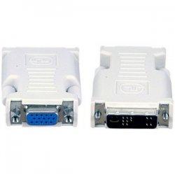Avocent - VAD-27 - Avocent DVI-I to VGA Adapter - 1 x DVI-I Male Video - 1 x HD-15 Female VGA