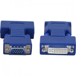 Avocent - VAD-28 - Avocent VGA Adapter - 1 Pack - 1 x DVI Female Video - 1 x HD-15 Male