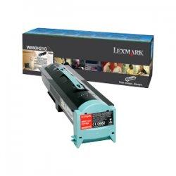 Lexmark - W850H21G - Lexmark Toner Cartridge - Black - Laser - 35000 Page - 1 Each
