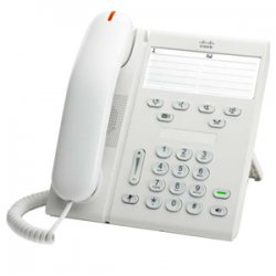 Cisco - CP-6900-MHS-AW= - Cisco CP-6900-MHS-AW= IP Phone Handset - Corded - White