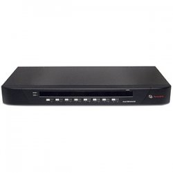 Avocent - 16SV1000-001 - Avocent SwitchView 1000 16-port KVM Switch - 16 x 1 - 16 x HD-15 Keyboard/Mouse/Video - 1U - Rack-mountable