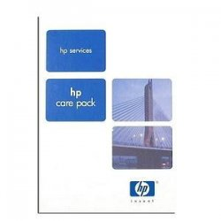 Hewlett Packard (HP) - U7876E - HP Care Pack - 5 Year - Service - 9 x 5 - On-site - Maintenance - Parts & Labor - Physical Service