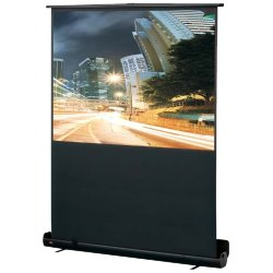 "Draper - 230012 - Draper Road Warrior 230012 Manual Projection Screen - 76"" - 16:10 - 81.8"" x 69.5"" - Matt White XT1000E"