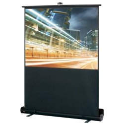 "Draper - 230138 - Draper Traveller 230138 Manual Projection Screen - 76"" - 16:10 - 40"" x 64"" - Matt White XT1000E"