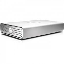 G-Tech / Fabrik / SimpleTech - 0G03906 - HGST G-DRIVE GDREU3G1PB80001BDB 8 TB External Hard Drive - USB 3.0 - 7200rpm - Silver