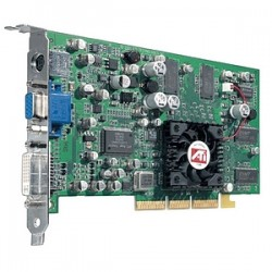 AMD (Advanced Micro Devices) - 100-431050 - AMD RADEON 8500 Graphics Accelerator - 64MB