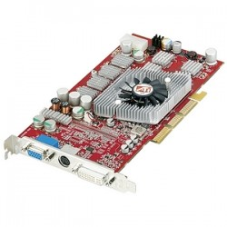 AMD (Advanced Micro Devices) - 100-435002 - AMD RADEON 9800 PRO Graphics Card - 128MB